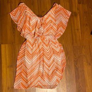 Short dress or top